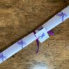 Clematis wrapping paper & gift tags