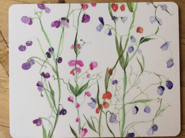 Sweet Pea Placemat