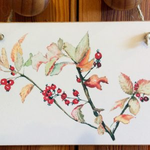 Crataegus Prunifolia Gift Card